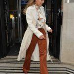 Rita Ora Leaves BBC Radio Two in London 10/21/2017-2