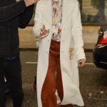 Rita Ora Leaves BBC Radio Two in London 10/21/2017-5