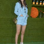 Victoria Justice at the Veuve Cliquot Polo Classic in LA 10/14/2017-2