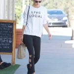 Alessandra Ambrosio Was Seen Out in Brentwood 11/26/2017-2