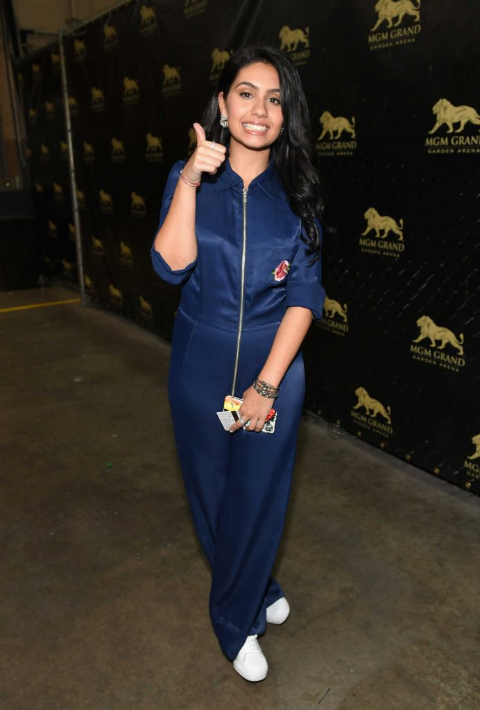 Alessia Cara at the 18th Annual Latin Grammy Awards in Las Vegas 11/16/2017-4