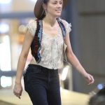 Amber Heard Arrives at LAX Airport in Los Angeles 11/16/2017-5