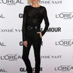 Anja Rubik at 2017 Glamour Women of the Year Awards in NYC 11/13/2017-2