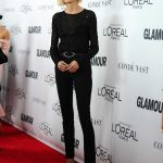 Anja Rubik at 2017 Glamour Women of the Year Awards in NYC 11/13/2017-3