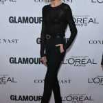 Anja Rubik at 2017 Glamour Women of the Year Awards in NYC 11/13/2017-4