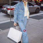 Bella Hadid Was Seen Out in New York City 11/14/2017-3