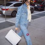 Bella Hadid Was Seen Out in New York City 11/14/2017-4