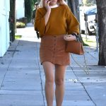 Busy Philipps Goes Shopping in Beverly Hills 11/08/2017-3