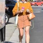Busy Philipps Goes Shopping in Beverly Hills 11/08/2017-4