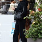 Charlotte McKinney Was Seen Out in Beverly Hills 10/31/2017-2