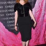 Christina Hendricks at the Dresses To Dream About Book Release in NYC 11/08/2017