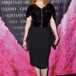 Christina Hendricks at the Dresses To Dream About Book Release in NYC 11/08/2017-2