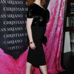Christina Hendricks at the Dresses To Dream About Book Release in NYC 11/08/2017-3