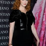 Christina Hendricks at the Dresses To Dream About Book Release in NYC 11/08/2017-4