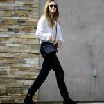 Elizabeth Olsen Leaves the Shape House Urban Sweat Lodge in LA 11/14/2017-2