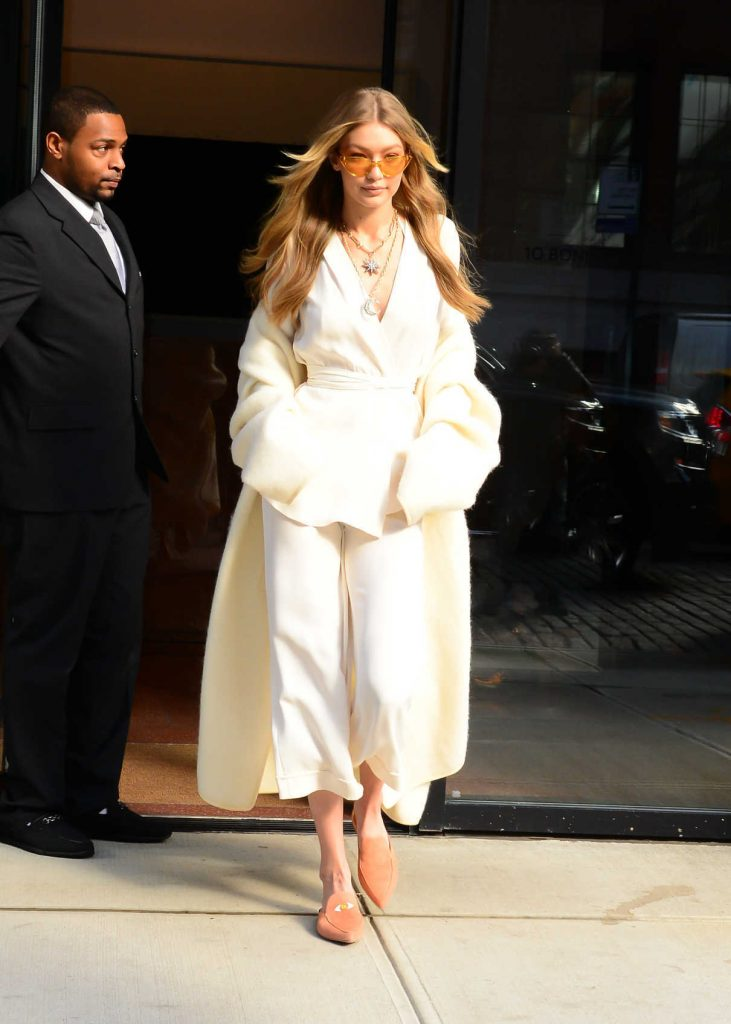 Gigi Hadid Was Seen Out in NYC 11/15/2017-1