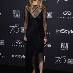 Halston Sage at the HFPA and InStyle Celebrate the 75th Anniversary of The Golden Globe Awards at Catch LA 11/15/2017-2