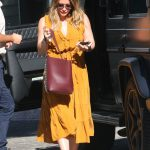 Hilary Duff Was Seen Out in Los Angeles 11/24/2017-2
