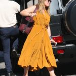 Hilary Duff Was Seen Out in Los Angeles 11/24/2017-3