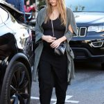 Jessica Alba Out Shopping in West Hollywood 11/22/2017-5
