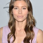 Jessica Biel at NBCUniversal Press Junket at Beauty and Essex in Los Angeles 11/13/2017-2