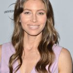 Jessica Biel at NBCUniversal Press Junket at Beauty and Essex in Los Angeles 11/13/2017-3