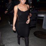 Kim Kardashian Leaves Craig's Restaurant in West Hollywood 11/17/2017-4