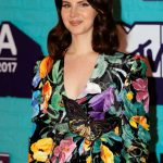 Lana Del Rey at the 24th MTV Europe Music Awards in London 11/12/2017-5