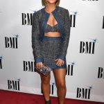 Maren Morris at the 65th Annual BMI Country Awards in Nashville 11/07/2017-2