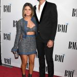 Maren Morris at the 65th Annual BMI Country Awards in Nashville 11/07/2017-3