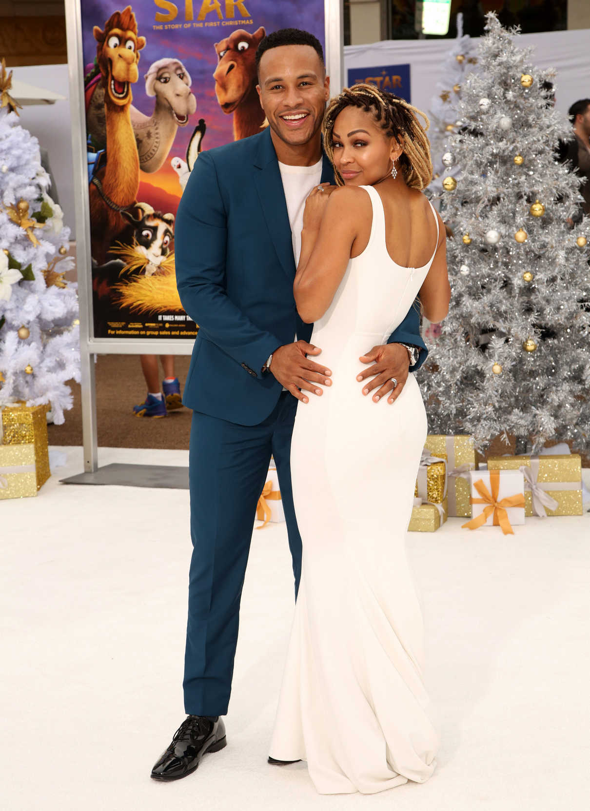 Meagan Good at The Star Premiere at the Regency Village Theatre in Los Angeles 11/12/2017-4