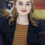 Meg Donnelly at The Star Premiere at the Regency Village Theatre in Los Angeles 11/12/2017-4