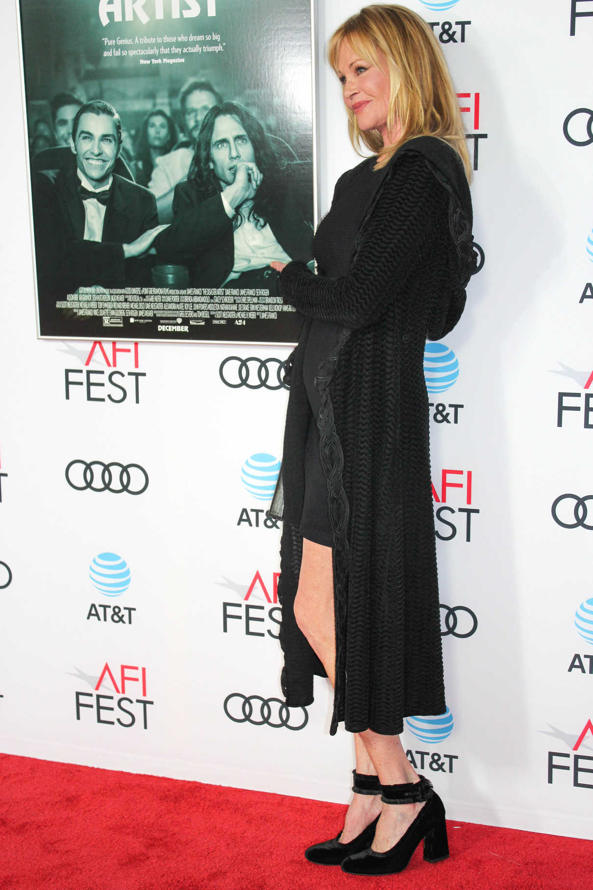 Melanie Griffith at The Disaster Artist Screening During AFI Festival in Los Angeles 11/12/2017-2
