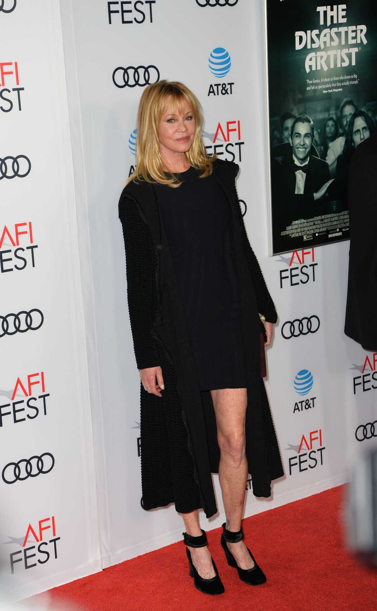 Melanie Griffith at The Disaster Artist Screening During AFI Festival in Los Angeles 11/12/2017-3