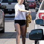 Miley Cyrus Goes Shopping Out in Savannah 11/07/2017-2