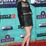 Natalie Dormer at the 24th MTV Europe Music Awards in London 11/12/2017-4