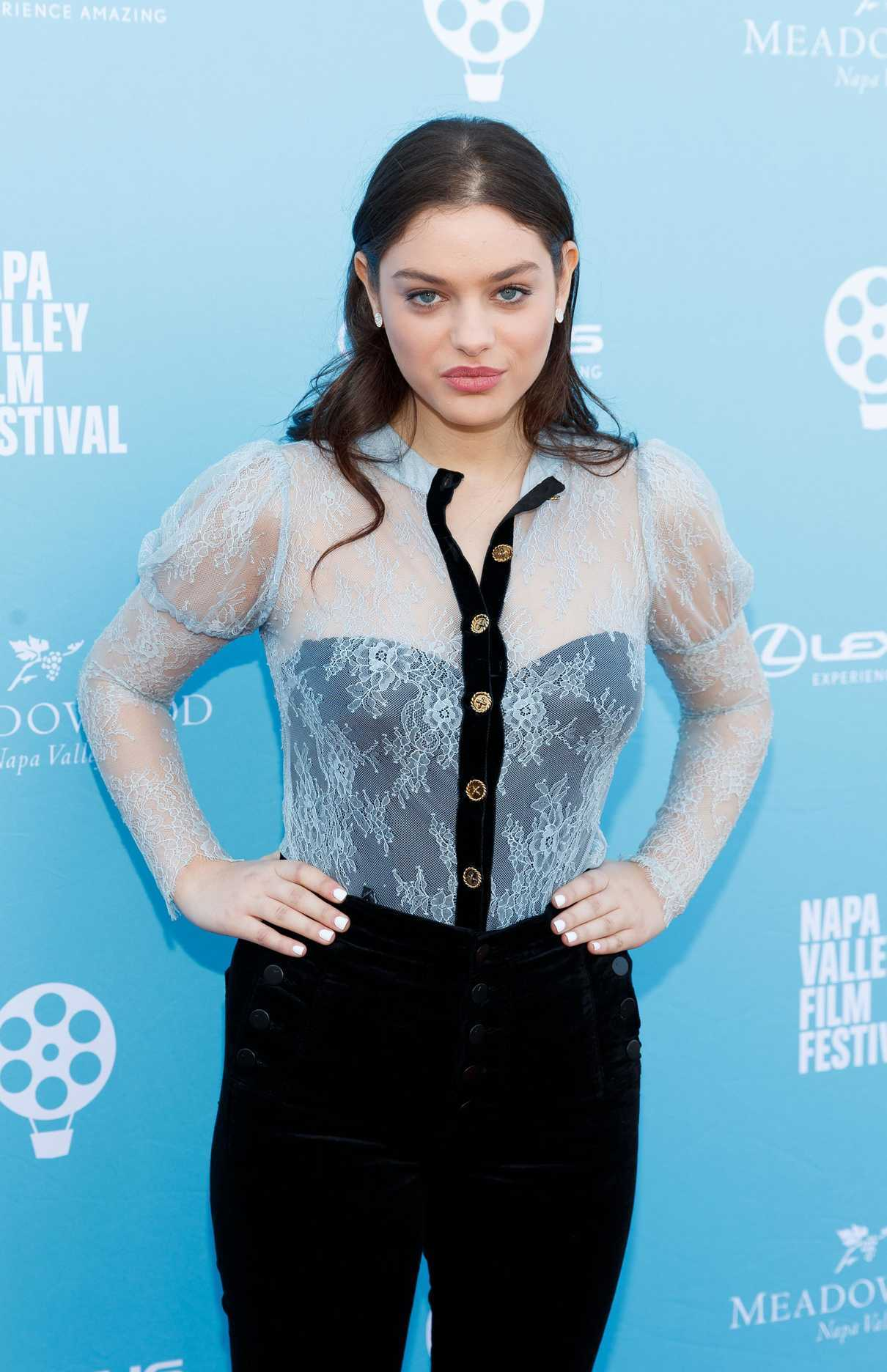 Odeya Rush at 2017 Napa Valley Film Festival in Napa 11/11/2017-3