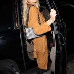 Romee Strijd Arrives at Catch Restaurant in West Hollywood 11/04/2017-2