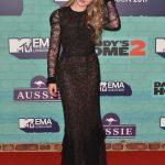 Sabrina Carpenter at the 24th MTV Europe Music Awards in London 11/12/2017-3