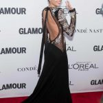 Sara Sampaio at 2017 Glamour Women of the Year Awards in NYC 11/13/2017-3