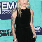 Skylar Grey at the 24th MTV Europe Music Awards in London 11/12/2017-4