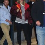 Taylor Swift Leaves Her Album Release After Party for Reputation in New York 11/14/2017-2