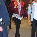 Taylor Swift Leaves Her Album Release After Party for Reputation in New York 11/14/2017-3