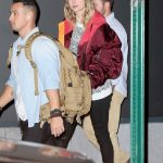 Taylor Swift Leaves Her Album Release After Party for Reputation in New York 11/14/2017-4