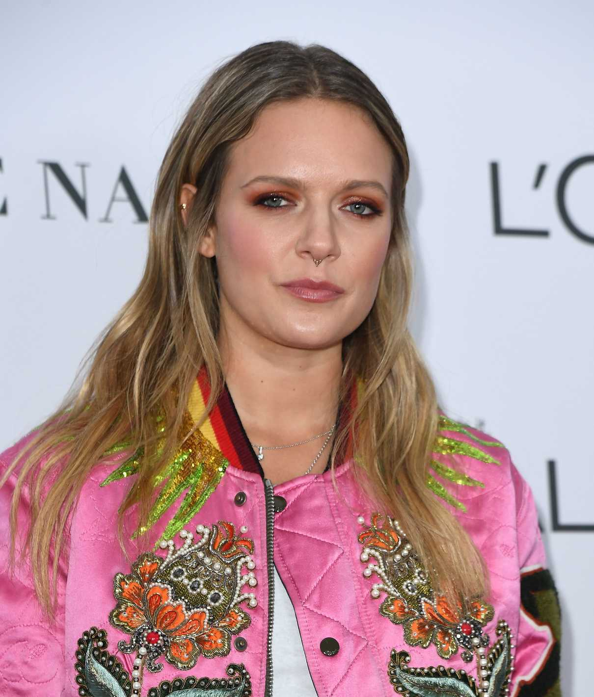 Tove Lo at 2017 Glamour Women of the Year Awards in NYC 11/13/2017-4