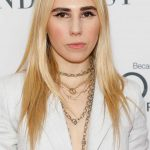 Zosia Mamet at 2017 Glamour Women of the Year Awards in NYC 11/13/2017-5