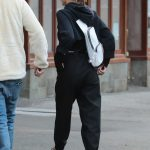 Bella Hadid Wears All Black Out in New York City 12/17/2017-5