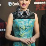 Daisy Ridley at the Star Wars: The Last Jedi Premiere in Shanghai 12/20/2017-2