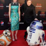 Daisy Ridley at the Star Wars: The Last Jedi Premiere in Shanghai 12/20/2017-3