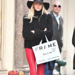Devon Windsor Goes Shopping in NYC 12/19/2017-4